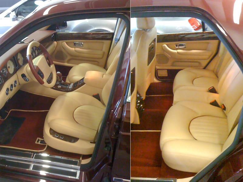 Luxury Sports Car Rental Bentley Arnage T The Ultimate