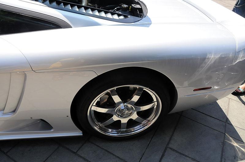 Ultimate Luxury Sports Car Rental Saleen Twin Turbo S7